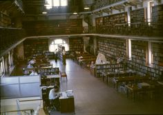 231991PD: State Reference Library of Western Australia in Hackett Hall, Perth, February 1960  https://encore.slwa.wa.gov.au/iii/encore/record/C__Rb3430776