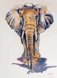 Afbeeldingsresultaat voor watercolor tattoos olifant