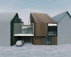 Kachet Architects | architecture l exterior | architectuur | belgian architecture l wood