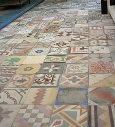 The Old Cinema - Reclaimed Tile Company