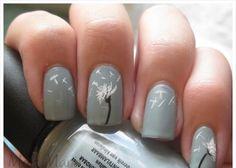 Cute Spring nail design