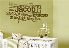 wall decals for toddler boys room - Bing Images