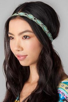 Calabria Beaded Head Wrap