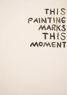 """""""This painting marks this moment."""" -Todd Norsten."""