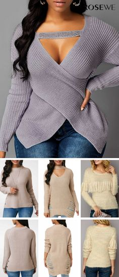 Cheap sweater intarsia, Buy Quality sweater models directly from China sweater Suppliers: Sweater male thick knitted cashmere sweater male sweater … Sexy Outfits, Fall Outfits, Casual Outfits, Cute Outfits, I Love Fashion, Autumn Fashion, Womens Fashion, Fashion Trends, Cute Sweaters