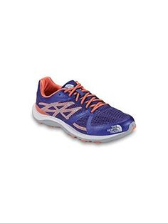 The North Face Womens HyperTrack GuideMoody BlueElectro Coral OrangeUS 105 *** Learn more by visiting the image link.