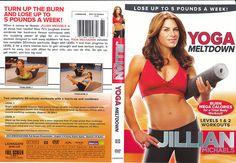 Eat Real Healthy Food | Fitness Review: Jillian Micheals Yoga Meltdown | http://eatrealhealthyfood.com