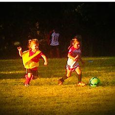 Soccer time :)