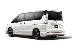 Nismo Nissan Serena Performance Package (C26) '01.2016–????