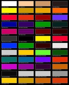 Auto paint codes auto paint colors codes pinterest auto candy color car paint detail colors pearlized colors metallic colors fandeluxe Images