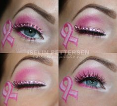 very cool but I'd do green for my dad instead of pink(: