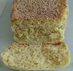 Pain sans gluten aux farines de riz-pois chiches