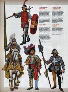 italian wars 1494 - Cerca con Google