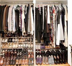 efficient closet
