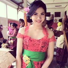 22 Best Kebayas Images Kebaya Bali Batik Kebaya Kebaya Indonesia