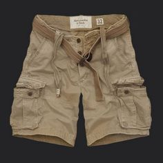 Abercrombie - Fitch Mens shorts-170  Beach Shorts for something more laid back