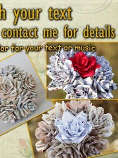 Your place to buy and sell all things handmade Wedding Costs, Budget Wedding, Plan Your Wedding, Burgundy Bouquet, Rose Bouquet, Bridesmaid Bouquet, Wedding Bouquets, Paper Flowers Wedding, Brooch Bouquets