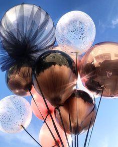 Inspiration: Choose your favorite 🎈 - New Deko Sites Birthday Goals, 18th Birthday Party, Girl Birthday, Balloon Decorations, Birthday Decorations, Balloon Ideas, Ballons Fotografie, Decoration Photo, Happy Birthday Wallpaper