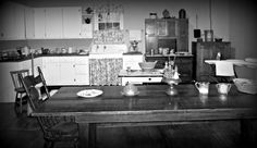 The Waltons Kitchen I Have That Same Hoosier Cabinet Now Know Why