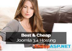 Cheap ASP.NET Hosting | Best and Cheap Joomla 3.4 Hosting | http://cheaphostingasp.net