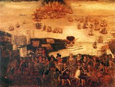 BeingBess: On the 18th of August, 1588, Queen Elizabeth I arrived at Tilbury to visit her troops. Read about her visit, and the Tilbury Speech, which she delivered on the 19th of August, 1588: http://beingbess.blogspot.com/2012/08/on-this-day-in-elizabethan-history_18.html
