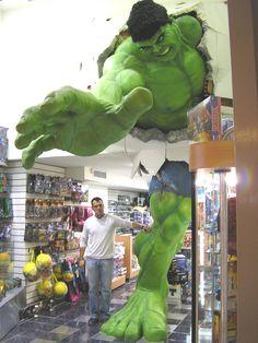 #Hulk #Fan #Art. (HULK CRUSHES ... STILL! Calling All Superfriends!) By: Clayton Godinho. ÅWESOMENESS!!!™ ÅÅÅ+