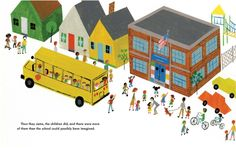 Adam Rex's 'School's First Day of School,' illustrated by Christian Robinson
