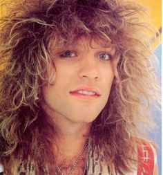 Today is a much wanted request from Mitzi over at EastVanBaby who is a HUGE fan of Bon Jovi. Oh yes the epic Bon Jovi, [. Jon Bon Jovi, Bon Jovi 80s, 80s Rock Bands, 80s Hair Bands, Star Wars, Hard Rock, Music Artists, Rock And Roll, At Least