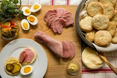 Recipe: Miniature Home-Cured 'Ham' || Photo: Stephen Scott Gross for The New York Times