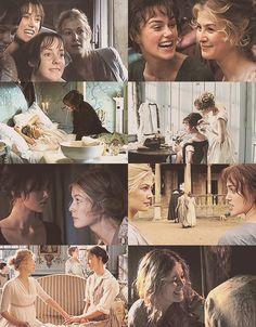 Favorite friendship - Jane Bennet and Elizabeth Bennet