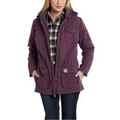 Carhartt Misses  Gallatin Coat from Blain's Farm and Fleet