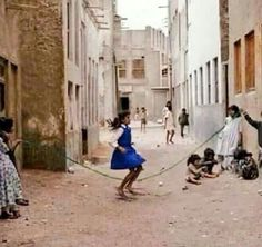Children Play, World Best Photos, Old City, Kids Playing, Cool Photos, Street View, Memories, Memoirs, Boys Playing