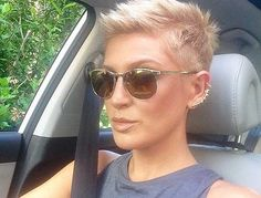 20 Spiky Pixie Hairstyles | Pixie Cut 2015