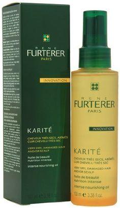 Rene Furterer Karite Intense Nutrition Oil 3.38oz by Rene Furterer,