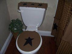 Primitive Country Bathrooms Country Primitive Christmas Bathroom