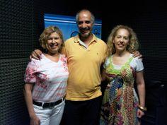 Con Elisa el dia que nos visito Maria Elena Ledesma de Naturalia