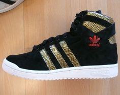 """adidas Originals – Decade OG Mid """"Gold Snake"""" Pack (Spring 2013)"""