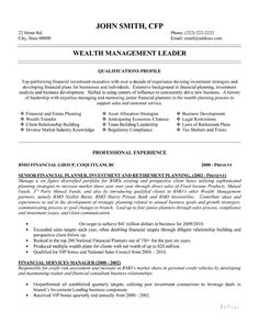 Click Here To Download This Financial Analyst Resume Template