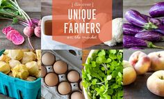 Discover: Unique Farmers on the Market