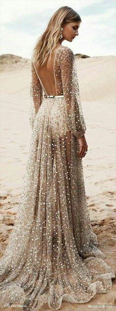 One Day Bridal 2016 Wedding Dresses - Beach Mode 2016 Wedding Dresses, Wedding Gowns, Wedding Bridesmaids, Dresses 2016, Lace Wedding, Dresses Dresses, Bridal Gown, Elie Saab Bridal, Chic Wedding