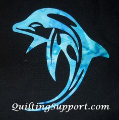 Dolphin Applique Patterns