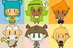 Wakfu-icons by yamiyonofen.deviantart.com on @deviantART