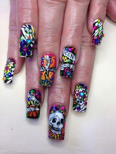 365 Days of Nail Art by nailsmag.com