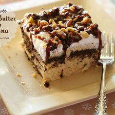 Chocolate Peanut Butter Cup Lasagna Recipe - ZipList