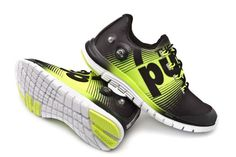 Reebok ZPump Fusion Revolutionizes running with new custom fit technology. The shoe that adapts to you.