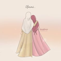 Ideas fashion ilustration girl friends for 2019 Girl Cartoon, Cute Cartoon, Cartoon Art, Friend Cartoon, Anime Muslim, Muslim Hijab, Hijabi Girl, Girl Hijab, Muslim Girls