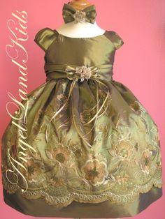 baby flower girl dress!
