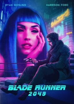 Blade Runner 2049 Poster Collection: Printable Posters for Science Fiction Lovers Science Fiction, Fiction Movies, Sci Fi Movies, Indie Movies, Blade Runner Art, Blade Runner 2049, Rick Deckard, Free Poster Printables, New Retro Wave