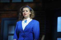 LONDON, ENGLAND - SEPTEMBER Hope Fletcher as Veronica Sawyer in the stage production Heathers The Musical directed by Andy Fickman at Theatre Royal Haymarket on September 2018 in London, England. (Photo by Robbie Jack/Corbis via Getty Images) Veronica Sawyer Musical, Theatre Royal Haymarket, Jd And Veronica, Carrie Hope Fletcher, Musical London, Best Music Artists, Dear Even Hansen, Heathers The Musical, West End