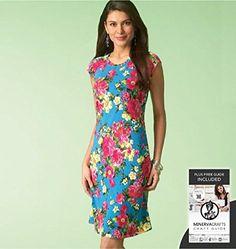 McCalls Mesdames Patron de Couture Facile 7122 Tunique, robes et Leggings pour: Amazon.fr: Cuisine & Maison